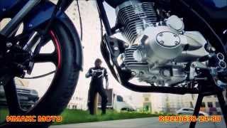 Мотоцикл Irbis VR 1 видео 2(Магазин «ИМАКС МОТО» находится по адресу: г.Москва, ул. Маршала Полубоярова дом 98 телефоны магазина: 8(929)638-24..., 2013-10-24T22:38:55.000Z)