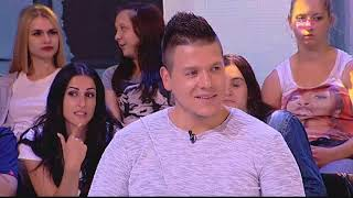Zadruga, narod pita - Kija i Sloba gledaju njihov zajednički video - 08.07.2018.