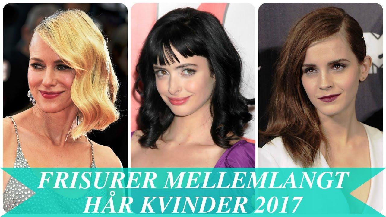 2017 frisurer Moderne ženske
