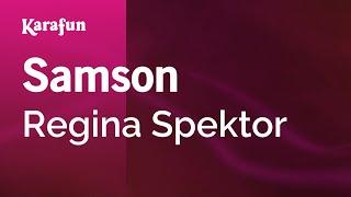 Karaoke Samson - Regina Spektor *