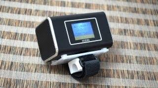 видео портативная аудиосистема для велосипеда