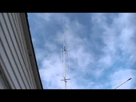 That Gap amateur antenna cheaply got