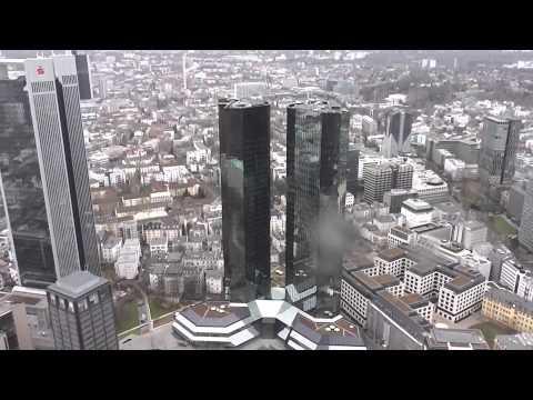 Deutsche Bank - Gebäude in Frankfurt am Main