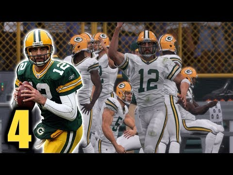 packers-vs-bears---lets-play-madden-18-career-mode-aaron-rodgers---part-4