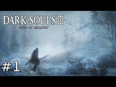 Dark Souls 3 Ashes of Ariandel | Part 1