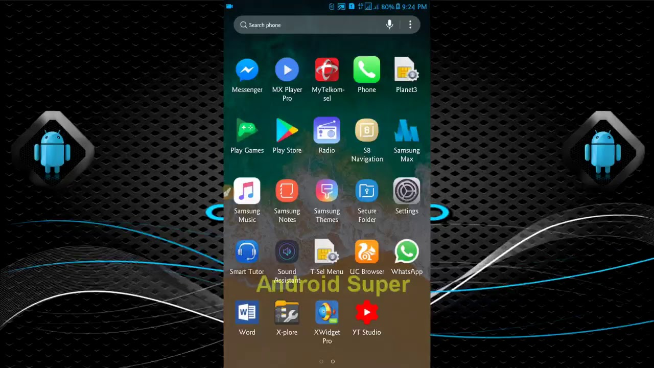 download tema ios 11 for samsung