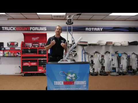 New Rotovac Bonzer For Professional Carpet Cleaners By Rob