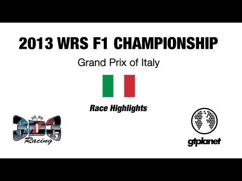 WRS F1 Grand Prix of Italy