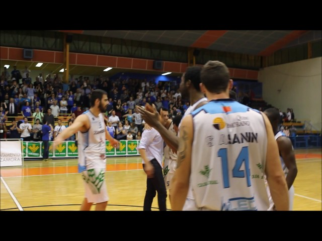 El C.B Zamora se consolida en LEB Plata