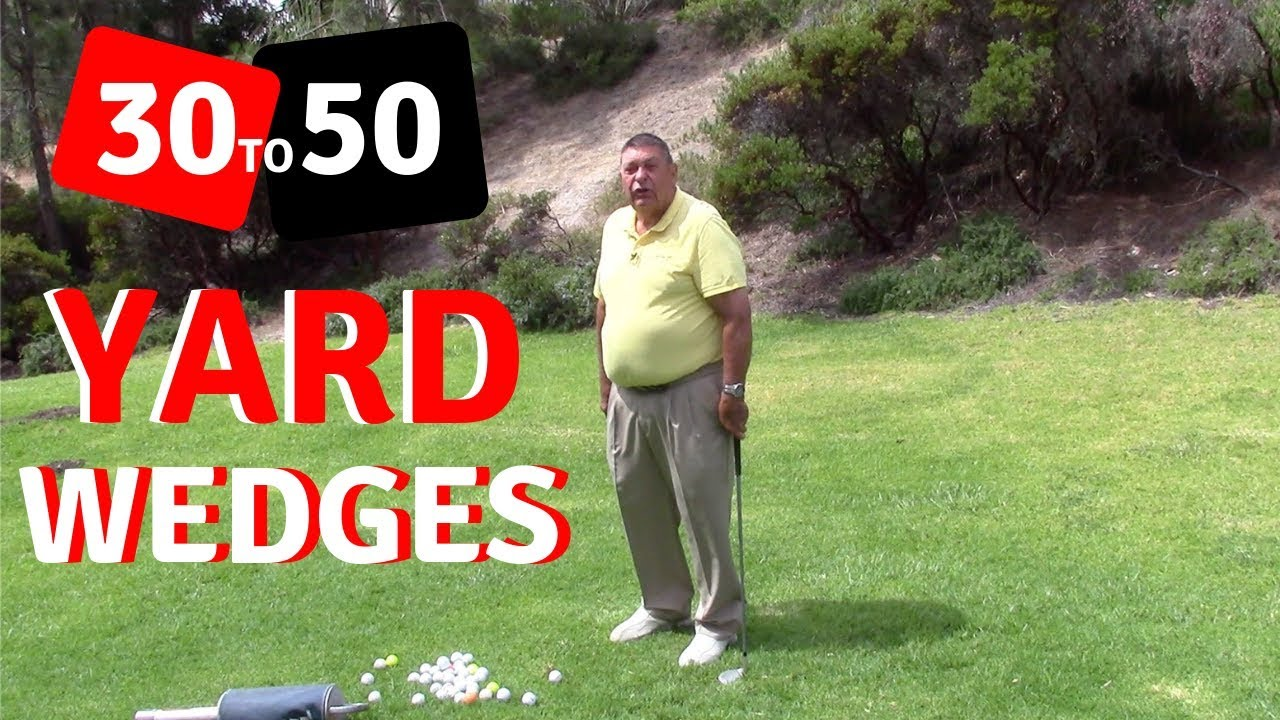 Download 30-yard to 50-yard Pitch Shot | Golf with Darrell