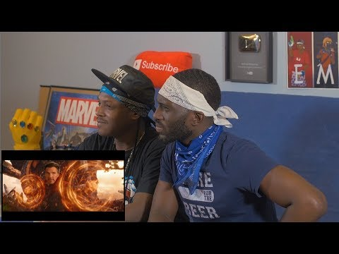 Marvel Studios' Avengers: Infinity War -- 'Family' Featurette Reaction