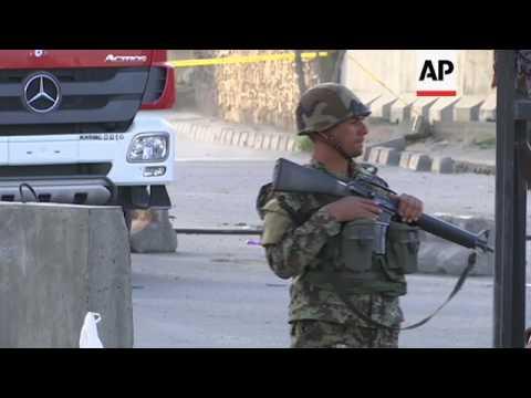 Afghan interior ministry say 5 dead in blast