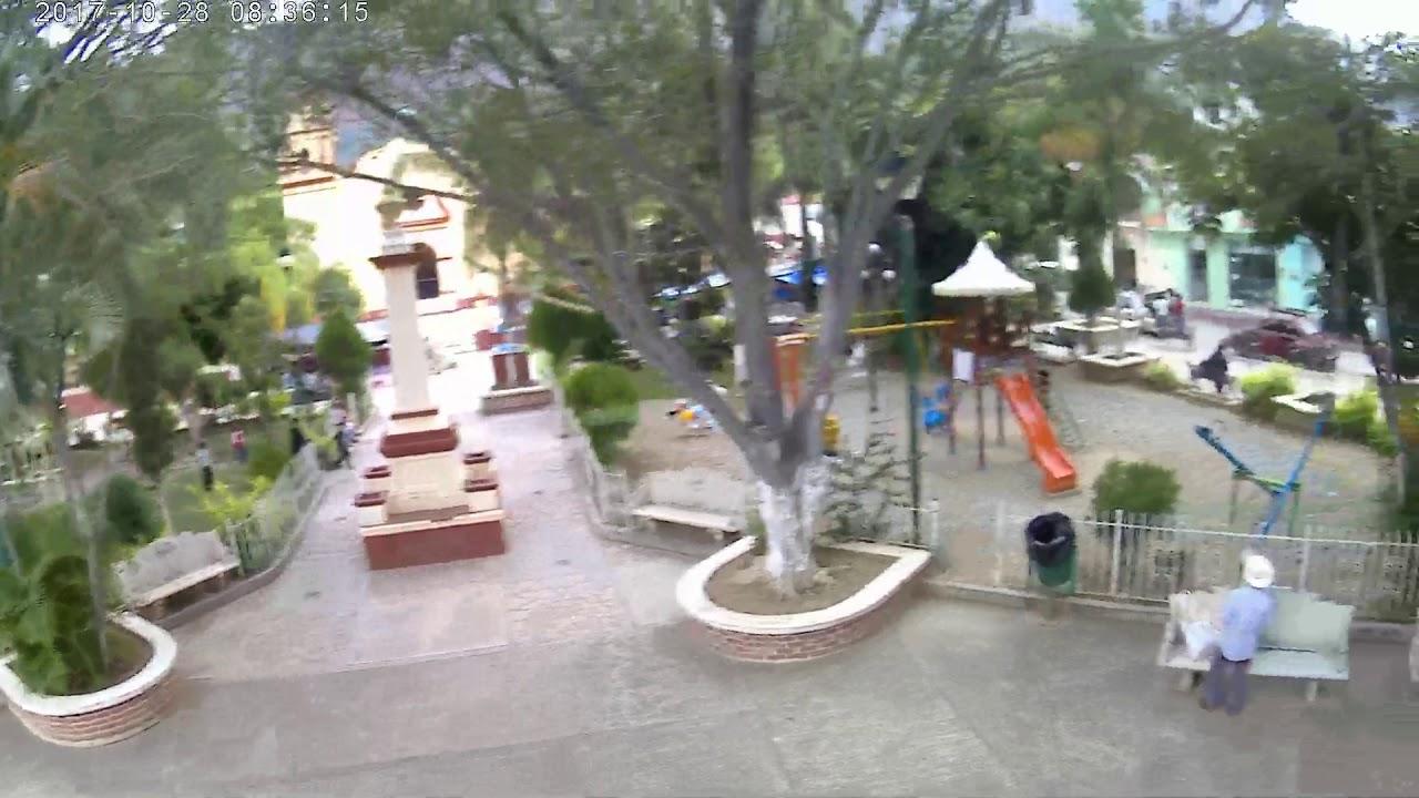 Parque De San Juan Bautista Cuicatlan Oaxaca