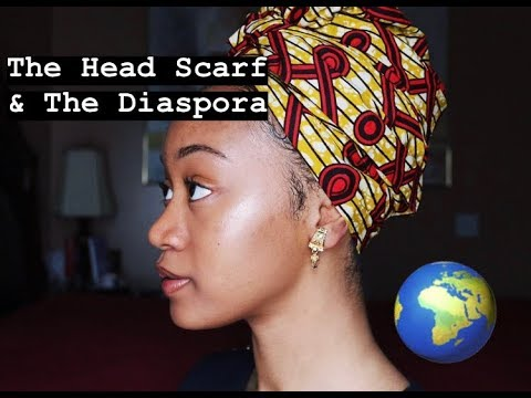 A Brief History on Head Wraps | BLACK GOLD | Black History Month Series