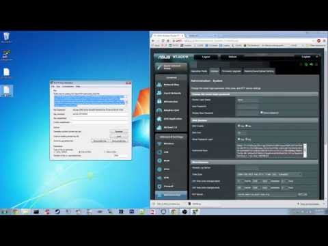 How To Encrypt FTP On Asus RT-AC87U Router With SSH