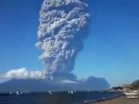 Amazing Sangeang, When the Eruption