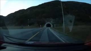 North Cape Tunnel Nordkappin tunneli Nordkapptunnelen
