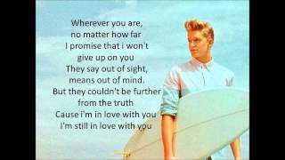 Cody Simpson - Summertime of our lives (Lyrics)