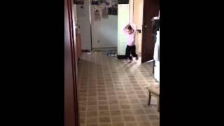 Layla dances