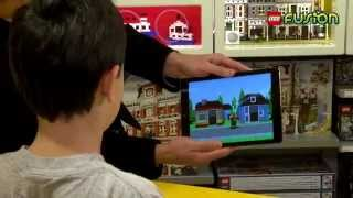 LEGO® FUSION - HOW DID HE DO THAT??? Unbelievable iPad Magic using LEGO bricks!