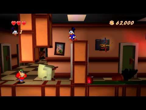 Duck Tales Remastered Game on PC |