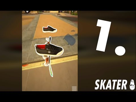SKATER APP Best of the Week! pt.1