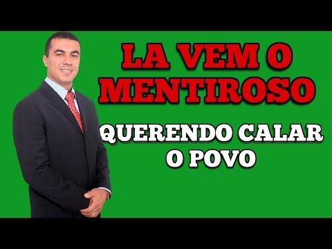 Luis Miranda USA QUER CALAR O POVO!
