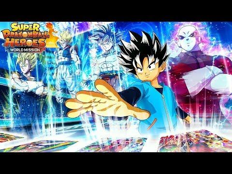 SUPER DRAGON BALL HEROES WORLD MISSION; CONFIRA NOSSA ANÁLISE!
