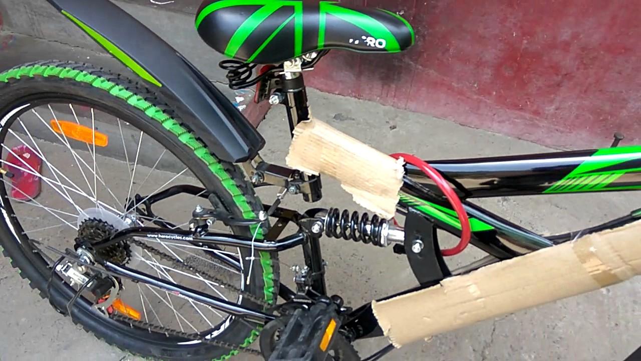 new gare cycle hero saurav youtube