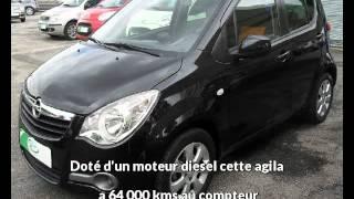 Opel agila occasion visible à Godard présentée par Auto port(, 2012-07-14T14:36:47.000Z)