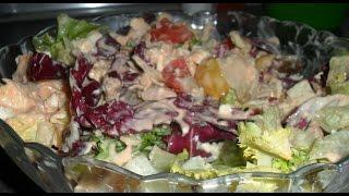 Салат из тунца очень вкусный рецепт от Inga Avak