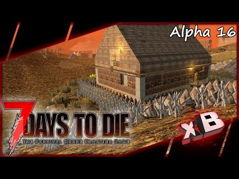 Safe Underground Farm! :: 7 Days to Die   Alpha 16 :: E33 from YouTube · Duration:  59 minutes 51 seconds