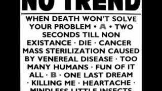 No Trend - One Last Dream