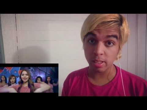 REACTION | Pop Girls - Prinsesa [Official Music Video]