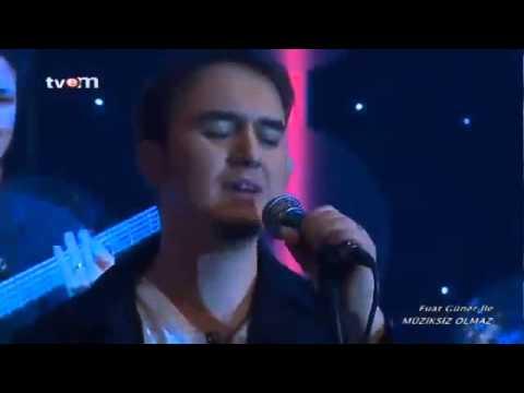 Mustafa Ceceli - Sensiz Olmaz ki (Canlı Performans) Fuat Güner'le Müziksiz Olmaz