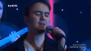 Mustafa Ceceli - Sensiz Olmaz ki (Canlı Performans) Fuat Güner'le Müziksiz Olmaz (17.11.2012)