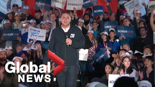 Canada Election: Andrew Scheer to hold rally in Vancouver