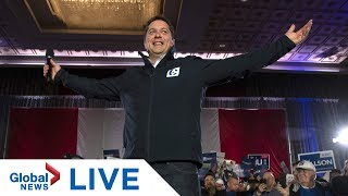 Canada Election: Andrew Scheer to hold rally in Vancouver | LIVE