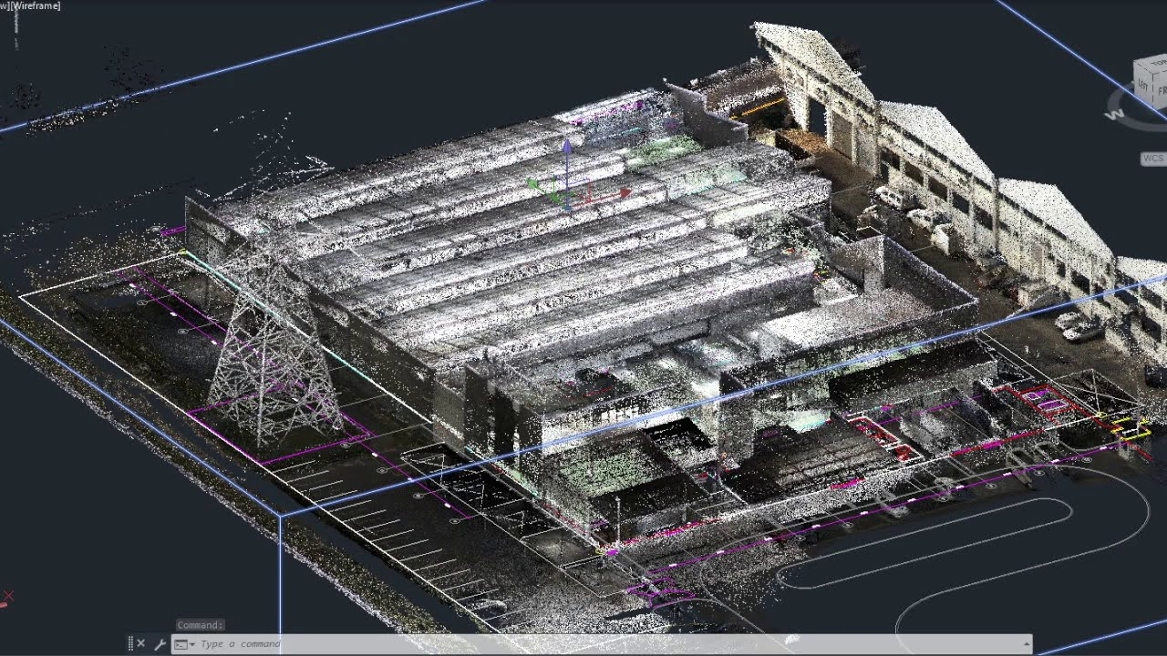 Epping Industrial Warehouse | 3D Scan to Floor Plan