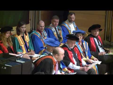 CQUniversity Sydney Graduation 2016