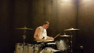 See A Victory drum cover by Landon Hall