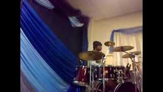 my praise drum cover
