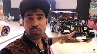 Car Future Is Here   AUTO EXPO 2018