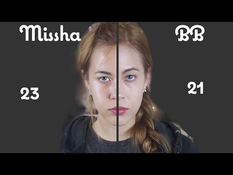 Missha M Perfect BB Cream 21 VS  23