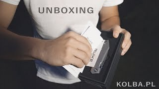 Unboxing noża Ruike od sklepu Kolba.pl