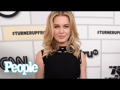 Rebecca Romijn On Set With Hubby Jerry O'Connell For New Movie 'Lock Locks' | People NOW | People en streaming