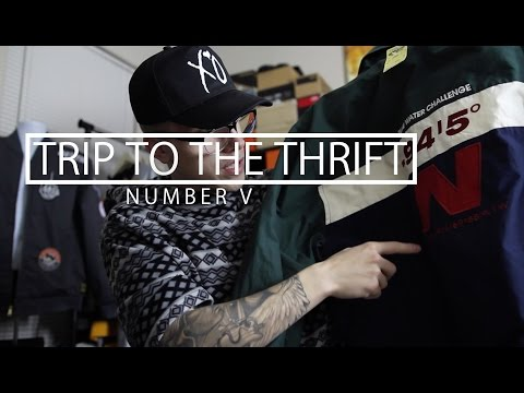 Trip To The Thrift #5 | NORTH FACE & NAUTICA TREASURE