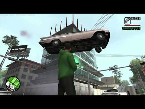 Best GTA San Andreas MODS 2020