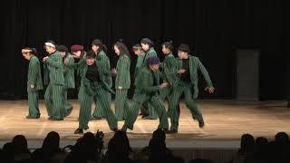 NANIWA GROOVERS [浪速高等学校]_2019.4.28_高校ストリートダンス選手権2019決勝大会