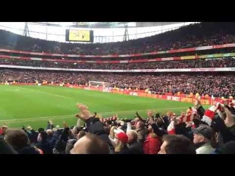 Arsenal x Leicester 14/02/2016